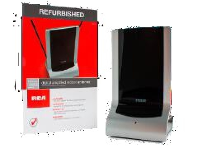 Antenna RCA digital amplified indoor - refurbished