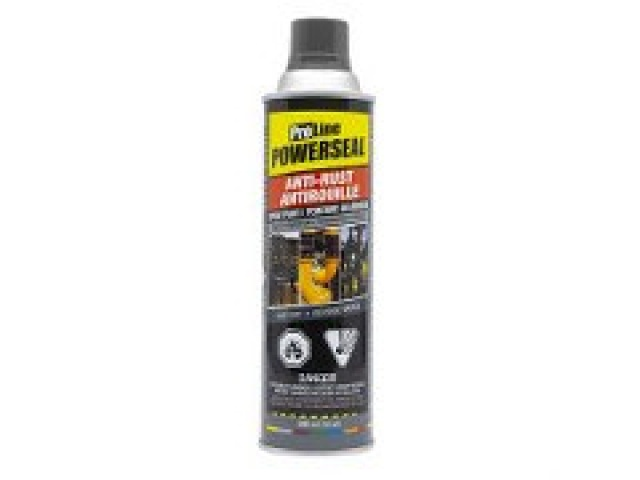 Spray paint anti-rust middle grey gloss