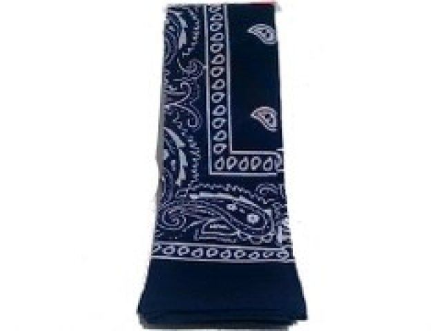 Bandana Royal Blue