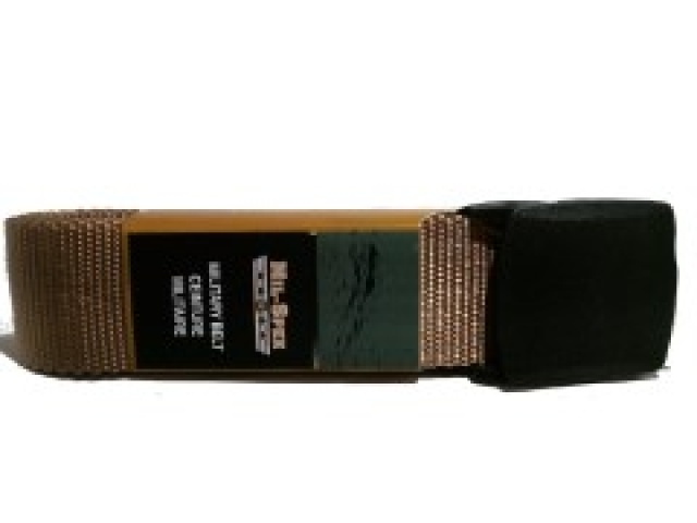 Belt 48 inch military coyote dress belt