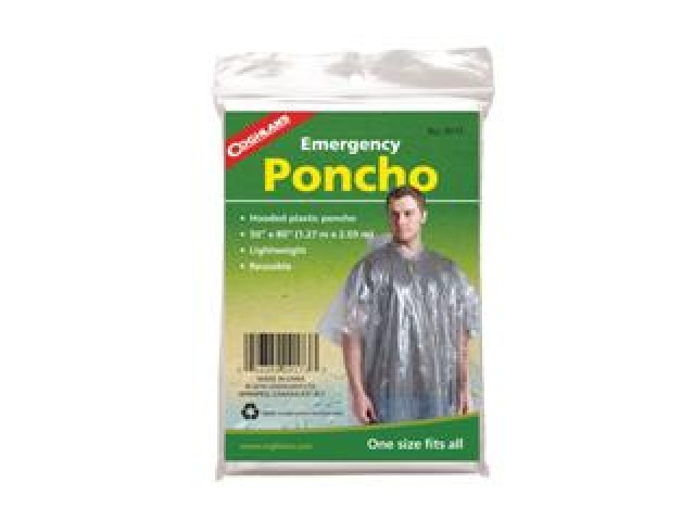 Emergency Poncho(promo)