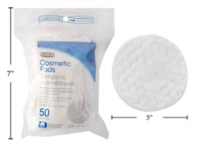 Cosmetic pads 50 pc- bodico
