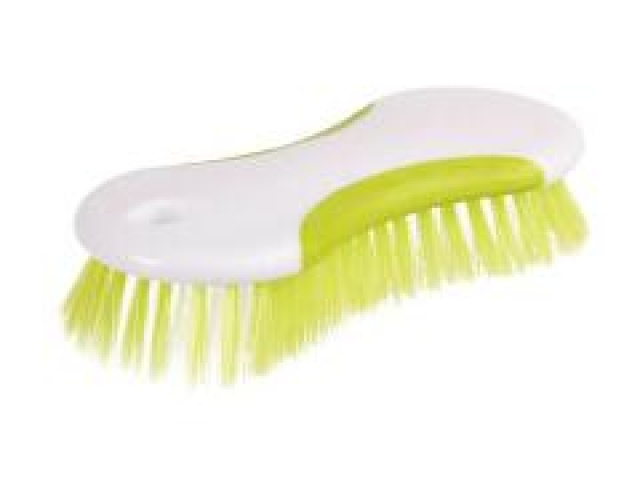 Floor brush peanut shaped V-Kleen