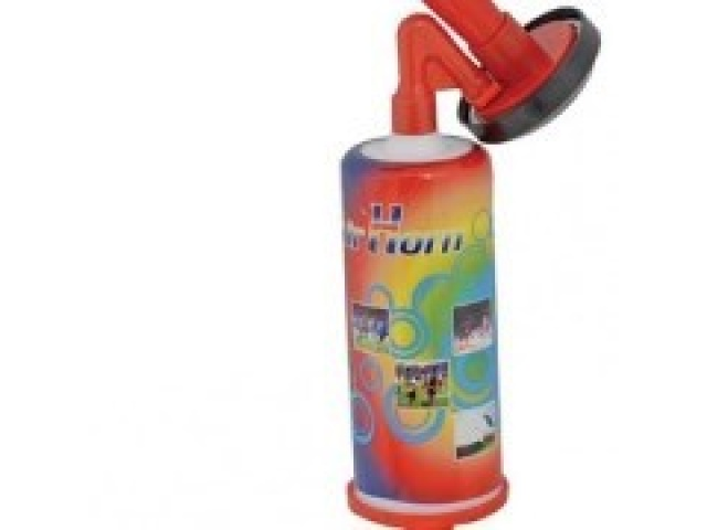 Air horn eco friendly pump action large