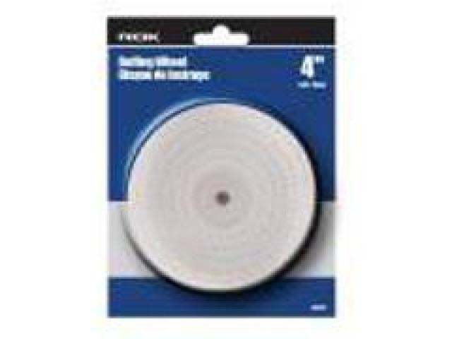Buffing wheel 4in soft