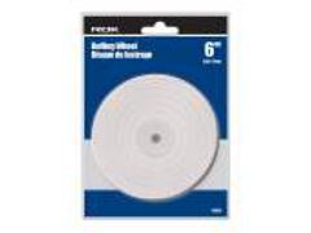 Buffing wheel 6in soft